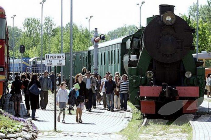 Letonya Demiryolları Tarih Müzesi