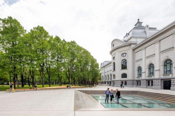 Letonya Ulusal Sanat Müzesi