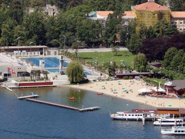 Lido Comunale Di Lugano