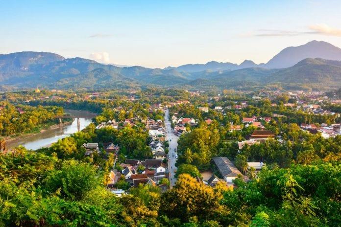 Luang Prabang Gezilecek Yerler