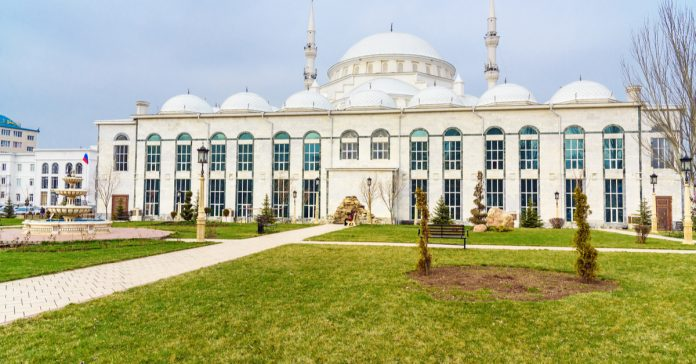 Makhacka Grand Mosque