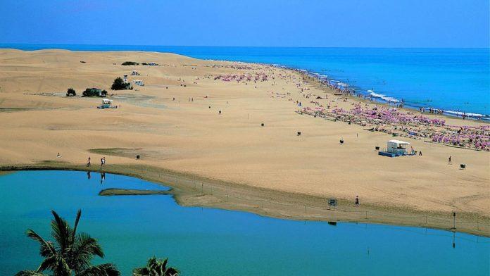 Maspalomas Plajı