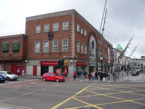 Merchants Quay Alışveriş Merkezi