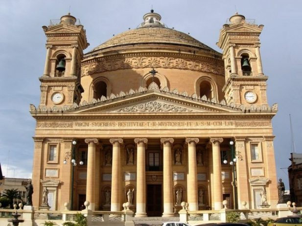 Mosta Dome Kilisesi