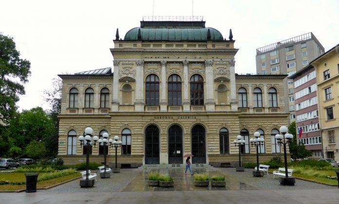 Slovenya Ulusal Galerisi