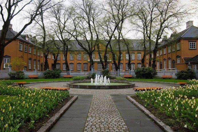Norveç Kraliyet Bilimleri ve Edebiyatı Topluluğu