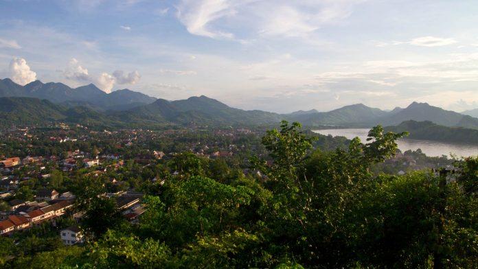 Phou Si Dağı