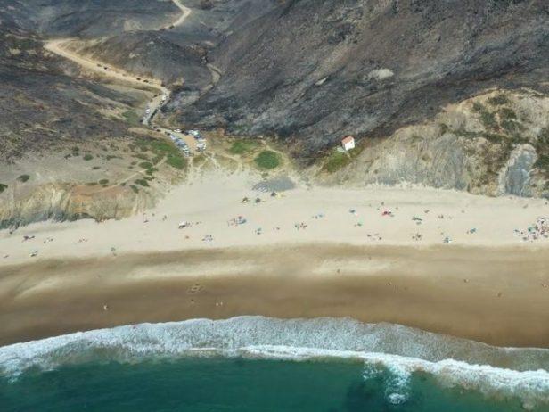 Praia de Vale Figueira, Carrapateira