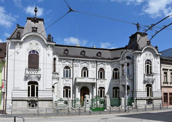 Rosenfeld Sarayı