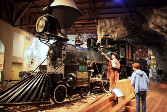 Kaliforniya Devlet Demir Yolu Müzesi