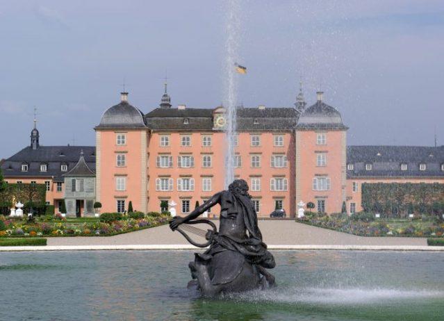 Schwetzingen Sarayı