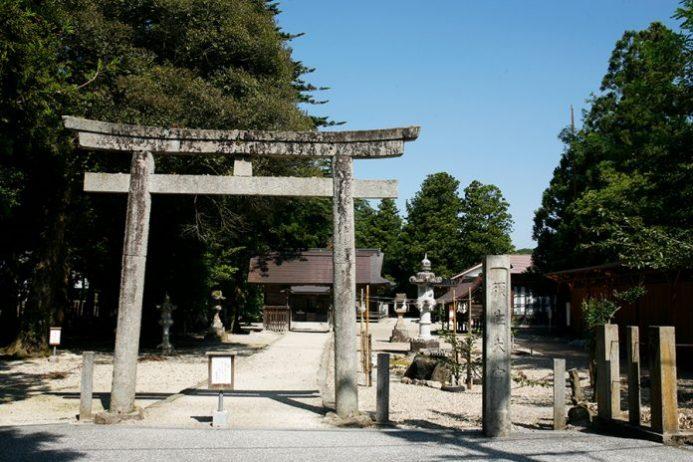 Susa Shrine