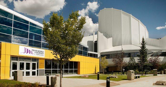 Edmonton Telus Bilim Dünyası
