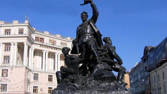 Uzak Doğu'daki Sovyet Güçleri İçin Yaptırılan Savaşçıların Anıtı