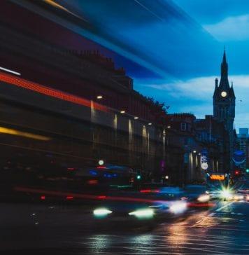 Aberdeen Night