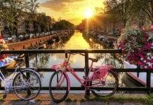 amsterdam kanalı