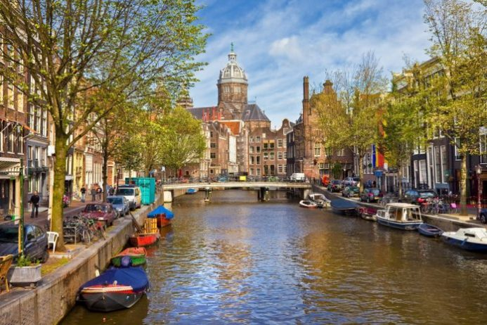 amsterdam kanallari