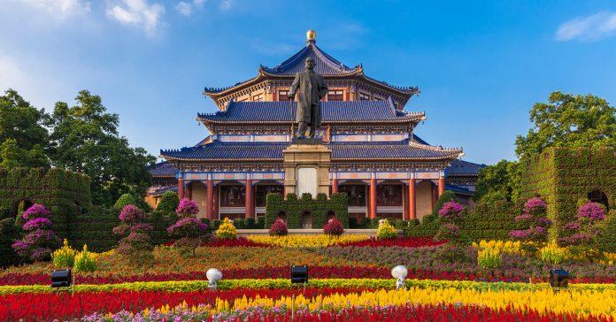 dr sun yat-sen klasik çin bahçesi