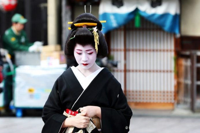 Gion's Geishas