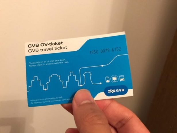 gvb day ticket
