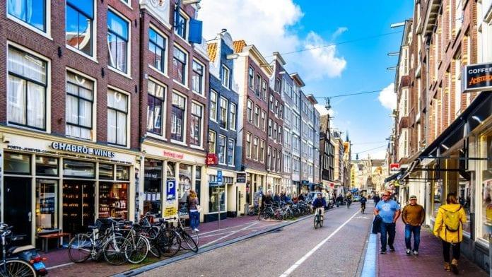 Haarlemmerstraat Amsterdam