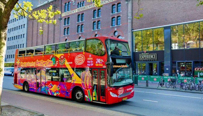 Amsterdam Hop On Hop Off Turu Bilet Fiyatları
