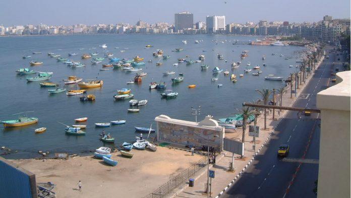 İskenderiye Limanı