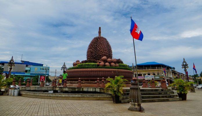 Kampot Kasabası