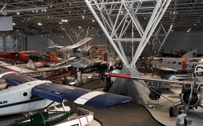 kanada havacılık uzay müzesi