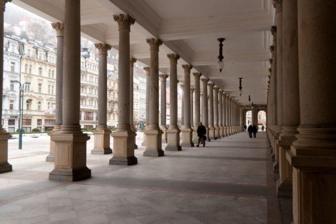 mill colonnade