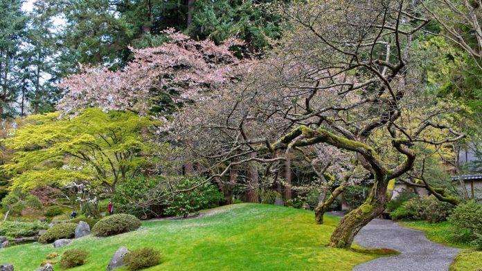 nitobe anıt bahçesi