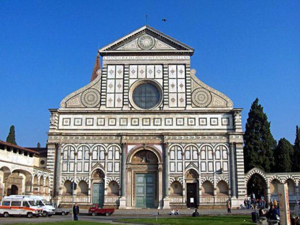 Santa Maria Novella Bazilikası