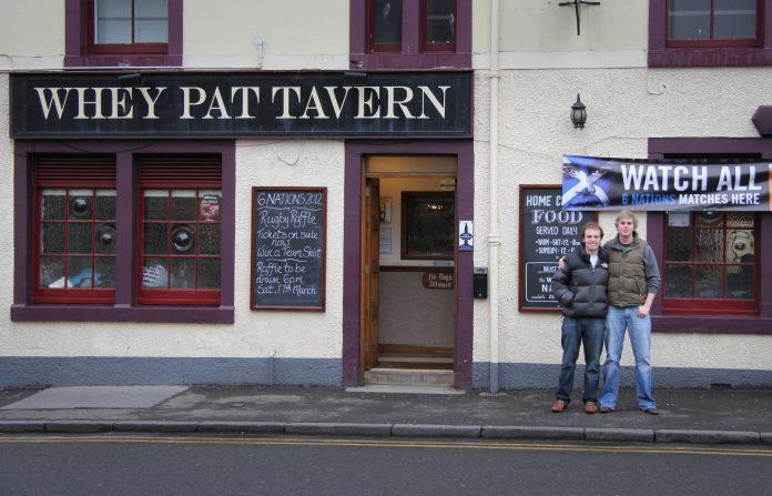 whey pat tavern