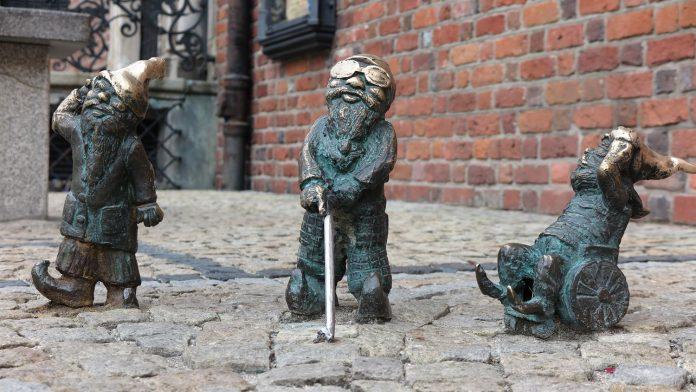Wroclaw Cüceleri