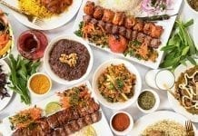 İran Yemekleri