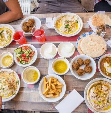İsrail'de ne yenir? Ne içilir?