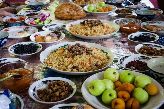 Özbekistanda ne yenir? Ne içilir?