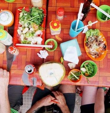 Siem Reap'te ne yenir? Ne içilir?