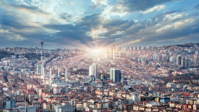 Ankara Bölgelere Göre Konaklama