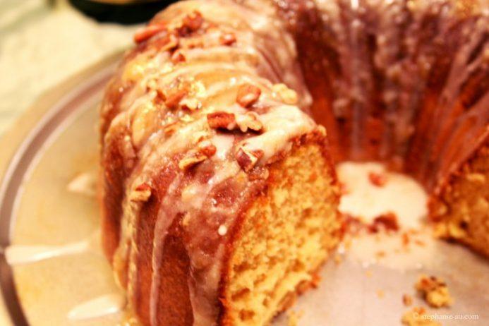 Irısh Bundt Cake