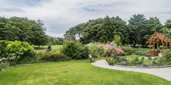 Auckland Botanik Bahçeleri