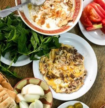 Beyrut'ta ne yenir? Ne içilir?