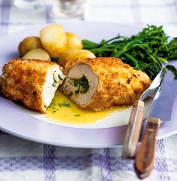 Chicken Kiev, Mykolayiv
