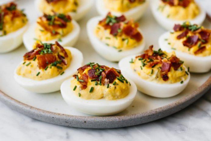 Devilled Eggs, Alexandria