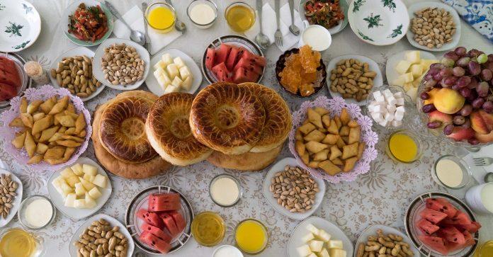 Kırgizistan'da ne yenir? Ne içilir?