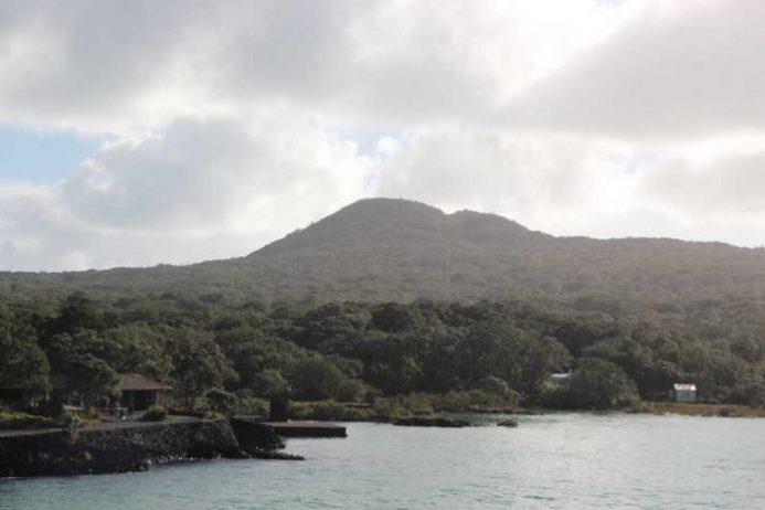 Rangitoto Adası