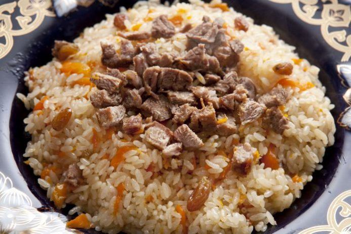 Türkmen Pilavı