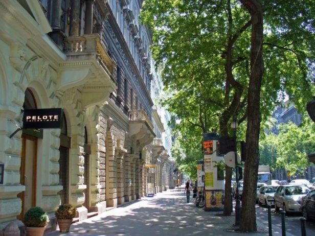 Andrassy Utca