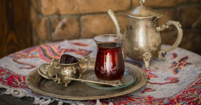 arap çayı