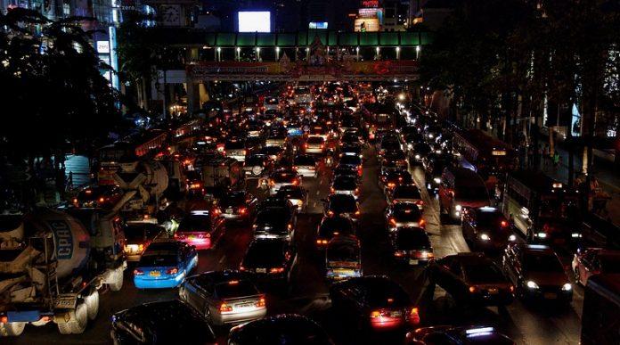 Bangkok Şehir İçi Ulaşım